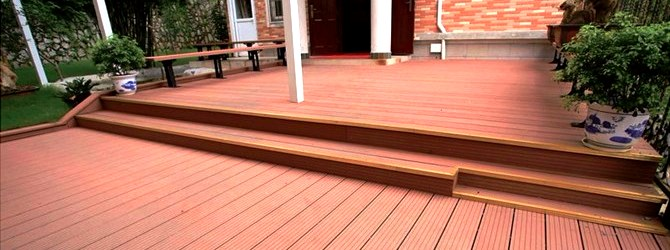deck area meaning